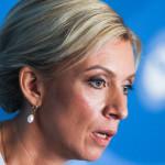 Захарова назвала шулерством слова главы МИД Британии о встрече с Лавровым