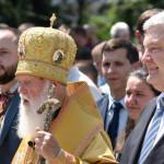 Порошенко отказал РПЦ в правах на Украину из-за «аннексии XVII века»
