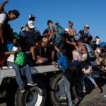 WP узнала о намерении Трампа отправить 1000 военных на границу с Мексикой