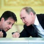 Диалог без вето: о чем премьер Италии говорил с Путиным в Кремле