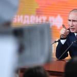 В Кремле определились с датой ежегодной пресс-конференции Путина