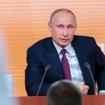 Кремль подтвердил дату большой пресс-конференции Путина