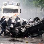 Французская полиция приготовилась к хаосу из-за протестов автомобилистов