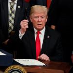 Трамп написал ответ спецпрокурору по «российскому вмешательству»