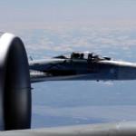США показали «безответственный» перехват своего EP-3 российским Су-27