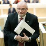 Клишас предложил дать врио губернаторов право назначать сенаторов