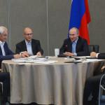 Заседание президиума Госсовета впервые прошло в формате «без галстуков»