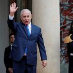 Нетаньяху прервет визит в Париж из-за обострения ситуации в Секторе Газа