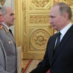 Дважды экс-командир войск России в Сирии возглавил Западный военный округ
