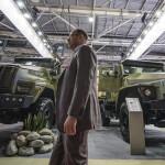 Росгвардия закупит 15 бронемашин «Урал» за ₽200 млн