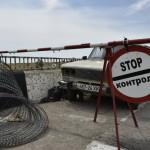 В ФСБ сообщили о построенном заграждении на границе Крыма с Украиной