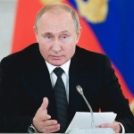 Путин прокомментировал протесты словами «не хотим как в Париже»