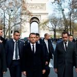 Макрон после приезда с G20 поручил премьеру встретиться с протестующими