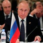 Путин рассказал о встрече «на ногах» с Трампом