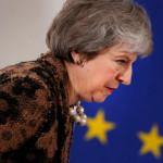 Times узнала о расколе британского кабинета на три части из-за Brexit