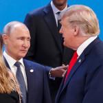 В Белом доме опровергли планы Трампа переговорить с Путиным на G20