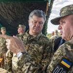 Киев обвинил Россию в развертывании мощнейшей с 2014 года группы войск