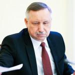 Беглов отправил в отставку четырех вице-губернаторов Петербурга
