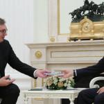 Президент Сербии оценил игру Путина на пианино во время личной встречи