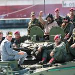 МИД посоветовал отложить замыслы о вторжении в Венесуэлу