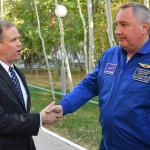 Глава NASA согласился приехать в Россию после разговора с Рогозиным