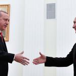 Путин рассказал об итогах переговоров с Эрдоганом