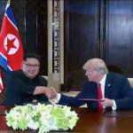 Белый дом назвал сроки второй встречи Трампа с Ким Чен Ыном