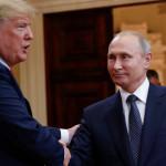 WP сообщила о сокрытии Трампом деталей его личных переговоров с Путиным