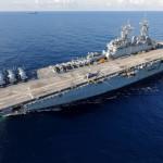 WSJ узнала о прикрывающих вывод войск США из Сирии военных кораблях