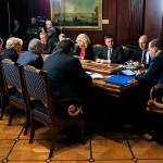 Медведев разделил ответственность за госпрограммы между вице-премьерами