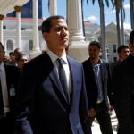 Спецслужбы Венесуэлы задержали главу оппозиционного парламента
