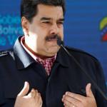 Мадуро разорвал дипломатические отношения Венесуэлы и США