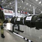 Военным атташе в Москве показали не устроившую Белый дом ракету 9М729