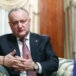 В делегации Додона заявили о его возвращении российским спецбортом