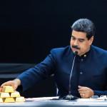 Оппозиция Венесуэлы насчитала 73 тонны проданного за рубеж золота страны