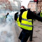 Французский парламент одобрил ужесточение законодательства о протестах