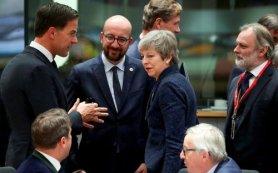 СМИ узнали о несогласии ЕС с предложенной Мэй датой переноса Brexit