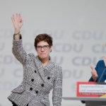 Bloomberg узнал о разочаровании Меркель своей преемницей