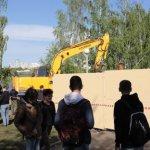 Губернатор после опроса ВЦИОМа предложил перенести храм в Екатеринбурге