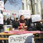 Парламент Молдавии принял декларацию о «захваченном государстве»