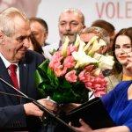 Президент Чехии назвал присоединение Крыма к России свершившимся фактом
