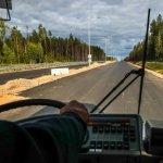 Медведев одобрил проект частной автотрассы из России в Китай