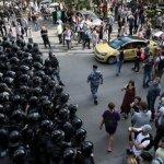 С организаторов несогласованных акций в Москве потребовали ₽13 млн