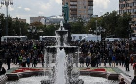 Московский метрополитен подал иск к Навальному и Яшину