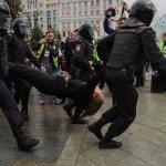 В МИДе после акции в Москве обвинили США и Германию во вмешательстве