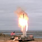МИД после испытаний ракеты обвинил США в нагнетании военной напряженности
