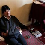 Моралес назвал решение Мексики об убежище «спасительным» для его жизни