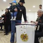 Первые данные ЦИК Армении показали лидерство блока Пашиняна на выборах