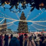 Московские власти потратят на Новый год около миллиарда рублей